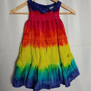 Pandemonium Tie Dye Dress